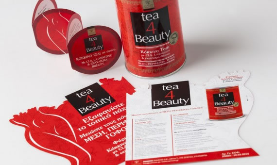 TEA 4 BEAUTY