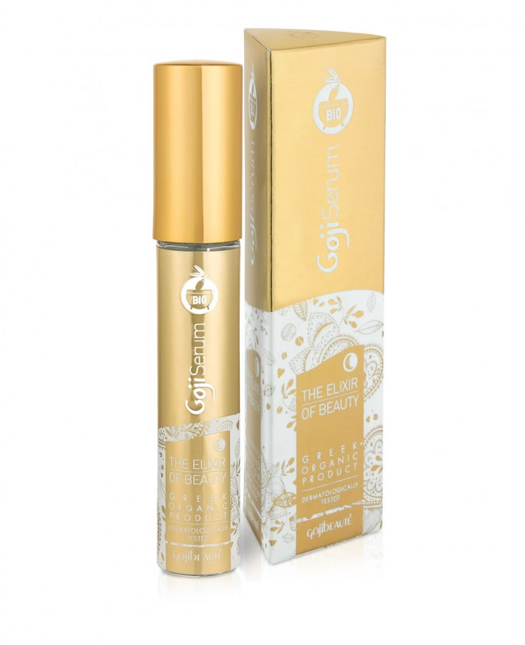 GOJI BERRY SERUM GOLD