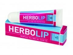 Samcos. Herbolip. Packaging.
